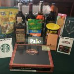 Angela Sheldon and Mark Nolletti present: The Cigars and Booze Basket