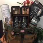 Praxis Engineering presents: Cigars, Whiskey and Scotch Basket