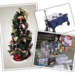 Jeff and Elizabeth Murter present: Christmas in the Caribbean Basket