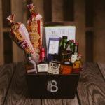 Comtech presents: The Whiskey Sampler Basket