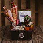 Comtech presents The Whiskey Sampler Basket